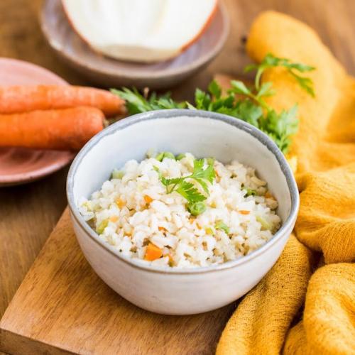 arroz a grega orgânico