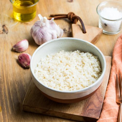 arroz integral orgânico