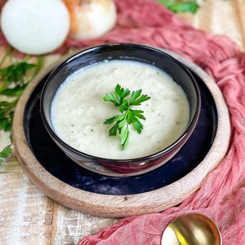 Sopa Creme cebola Congelada