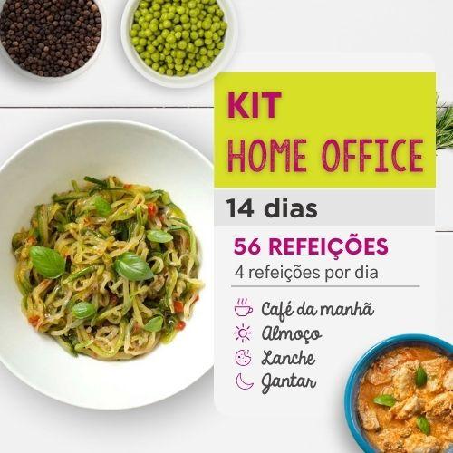 Home Office | Da Mamãe Fitness | Marmita Fitness