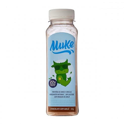 Proteina Vegana Muke   Da Mamãe Fitness