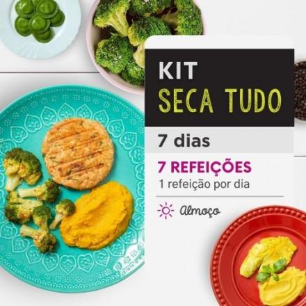 Kit Emagrecimento 7 dias - Da Mamãe Fitness