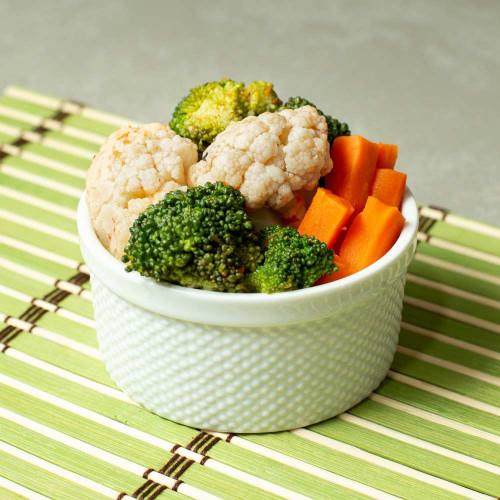 Vegetais Salteados Da Mamãe Fitness