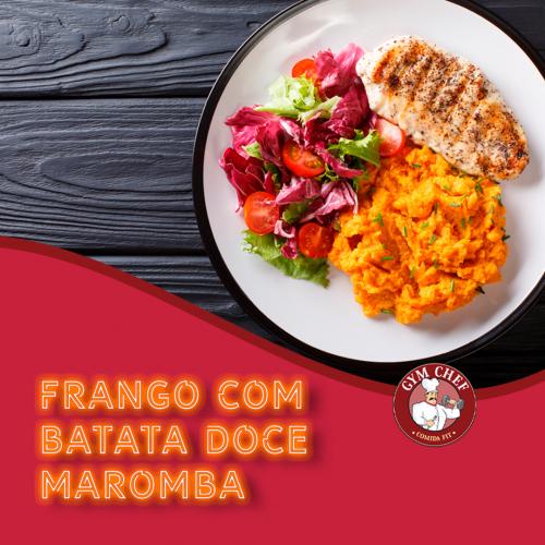 Marmita Frango com Batata Doce