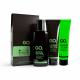 GO. Shampoo Fresh Cabelo e Barba Tea Tree, GO. Condicionador Cabelo e Barba Tea Tree e Modelador Cabelo e Barba Tea Tree