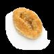 pão de maçã com cream cheese