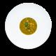 sopa de abóbora, grão de bico e couve