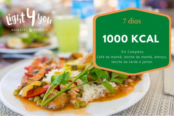 Kit 1000 kcal