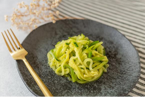Espagueti de Abobrinha