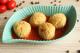 Almondegas de grão de bico da Maddas
