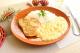 Frango Grelhado,  arroz, creme de milho da maddas