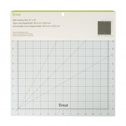 CRICUT -  BASE DE CORTE AZUL  - 30,5x30,5 cm - 12 - (2004716).