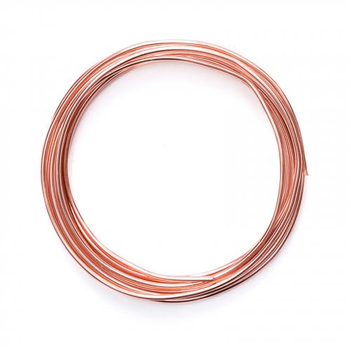 We R - ARAME FLEXÍVEL NA COR COBRE PARA HAPPY JIG - COLOR Wire COPPER - (660273)